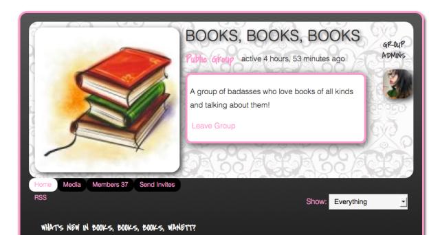 Indie Chicks Book Club