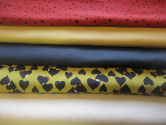 Choosing the Right Fabric for your Pattern