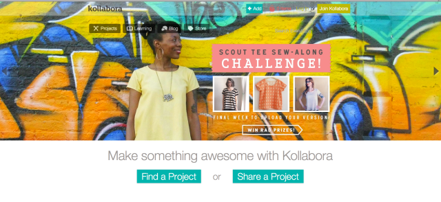 The Kollabora & Sown Brooklyn Scout Woven Tee Sew-Along!