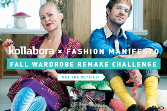 Kollabora & Fashion Manifesto