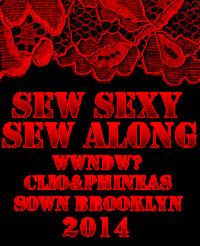 Sew Sexy Sewalong